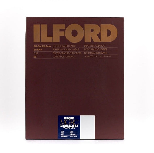 ILFORD Multigrade RC 暖調珍珠面相紙