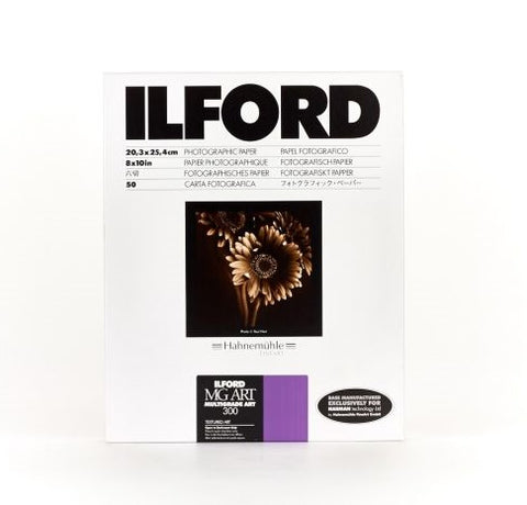 ILFORD Multigrade Art 300 藝術相紙