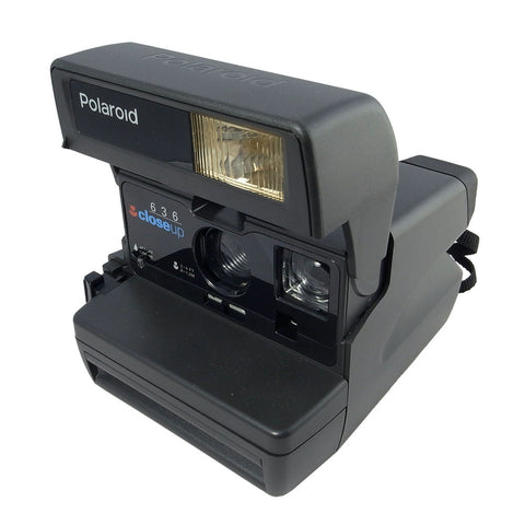 Polaroid 600 Camera – Closeup 636  即影即有相機