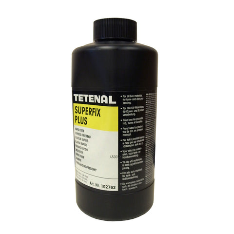 Tetenal Superfix Plus 黑白定影液 (1L 裝)