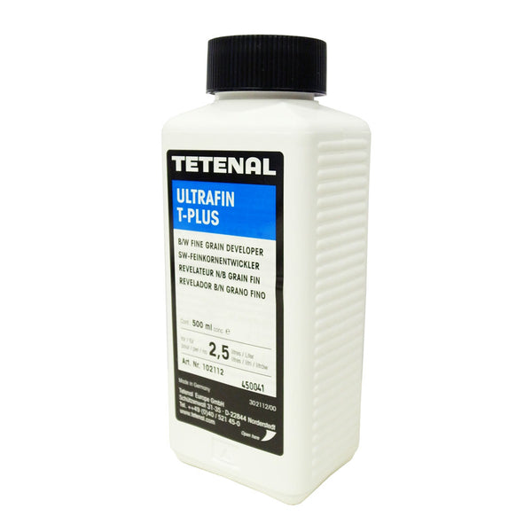 Tetenal Ultrafin T-Plus 500ml 黑白菲林顯影液