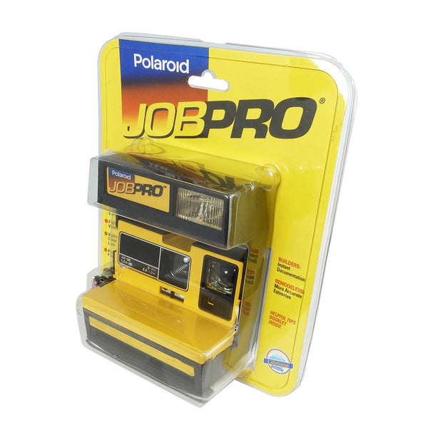 Polaroid 600 Camera – Job Pro 即影即有相機