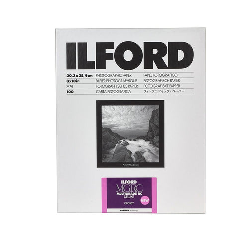 ILFORD Multigrade RC Deluxe (5th Generation) - 光面
