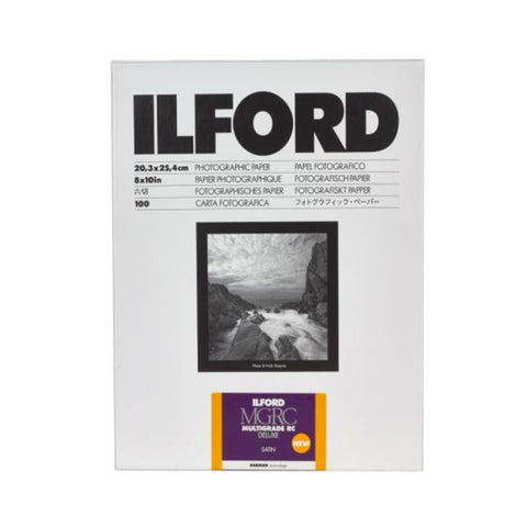 ILFORD Multigrade RC Deluxe (5th Generation) - 啞光面