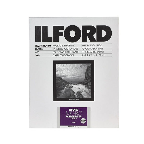 ILFORD Multigrade RC Deluxe (5th Generation) - 珍珠面
