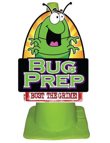 Bug Prep Pylon Display