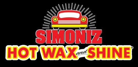 Simoniz (Hot Wax and Shine) Banner