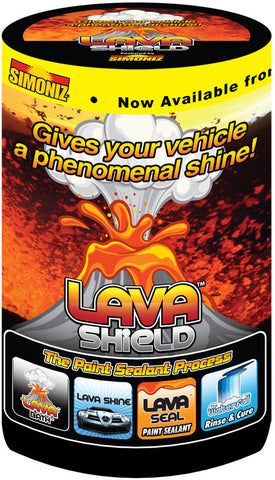 Simoniz (Lava Shield) Drum Cover