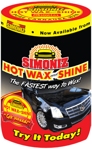 Simoniz (Cadillac) Drum Cover or Wrap