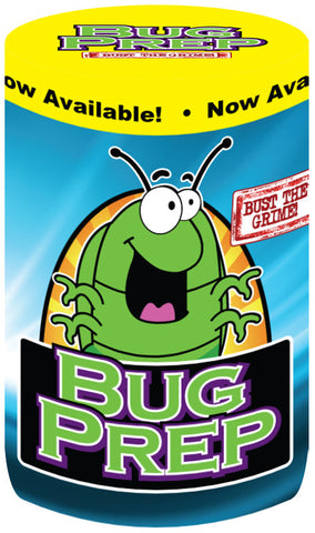 Bug Prep Drum Cover or Wrap