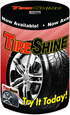 Tire Shine Drum Cover or Wrap