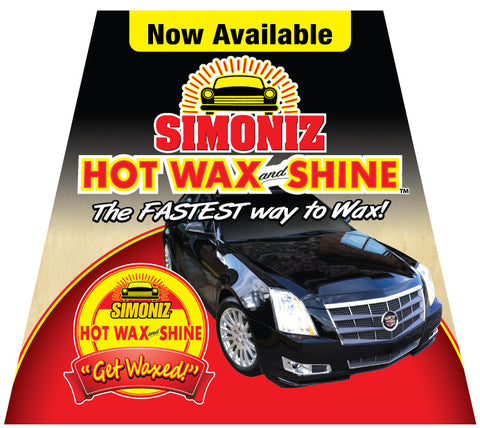 Simoniz Hot Wax (Cadillac) Selection Topper