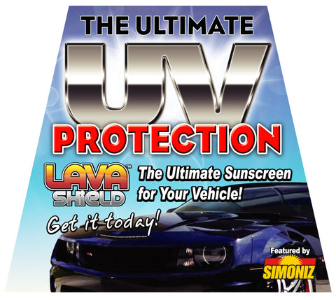 UV Protection Selection Topper
