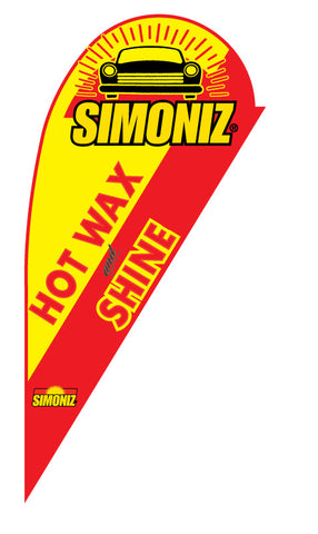 Simoniz Hot Wax Tear Drop