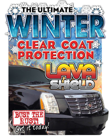 Simoniz Lava Shield Winter Antenna