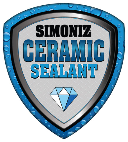 "Ceramic Sealant 18"" Custom Fully Lit"