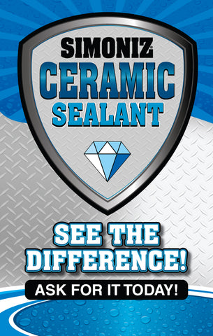 Ceramic Sealant Windmaster