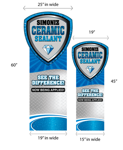 Ceramic Sealant Fully Lit XL Tunnel Fixture