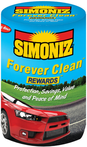 Simoniz (Forever Clean) Drum Cover or Wrap