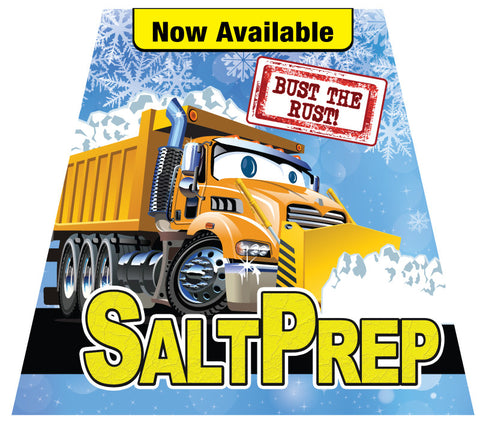Salt Prep Selection Topper