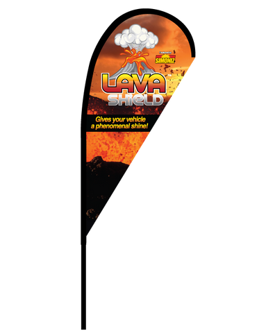 Simoniz Lava Shield Tear Drop