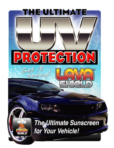 UV Protection Antenna