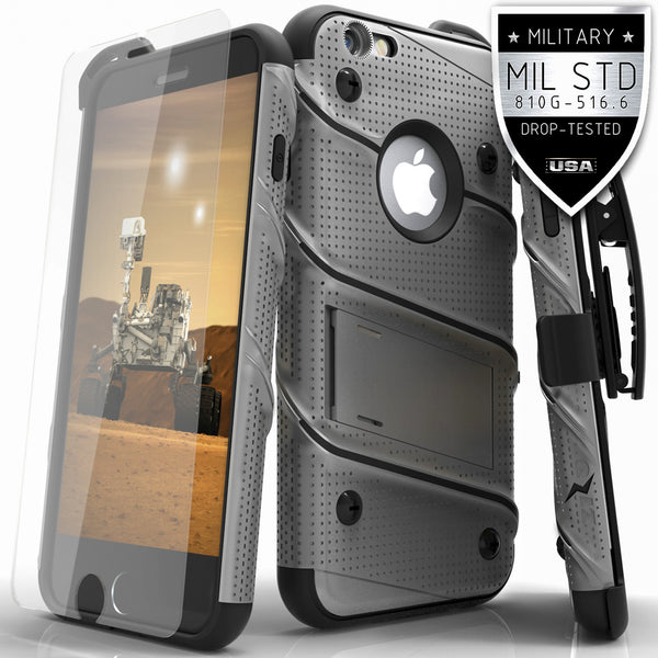 Ultra Strong Armor Military Grade Case Cover for iPhone 6 / 6s
