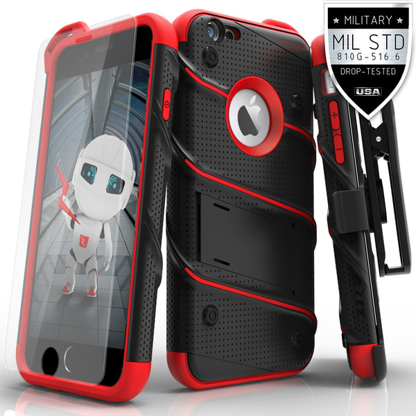 Ultra Strong Armor Military Grade Case Cover for iPhone 5 / 5s / 5c