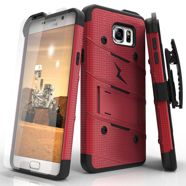 Ultra Strong Armor Military Grade Case Cover for Samsung Galaxy Note 5