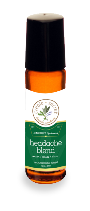 Headache blend (Annabelle's Apothecary) - Roll On
