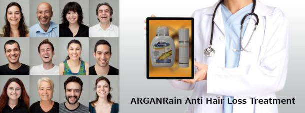 Is Arganrain Shampoo effective in HAIR LOSS TREATMENT?