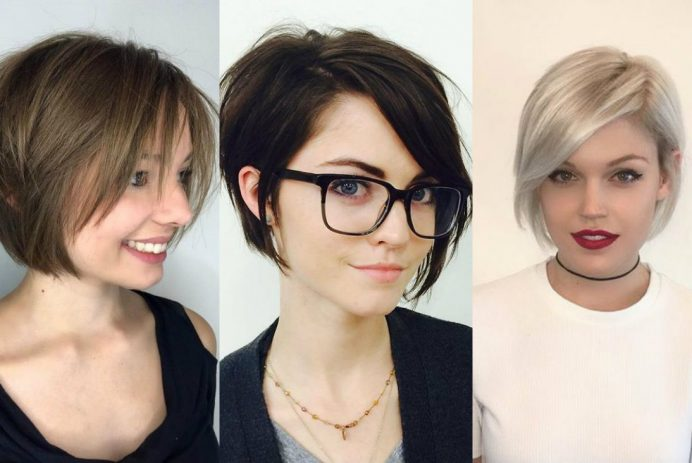 ARGANRain Short Hair Trends 2018