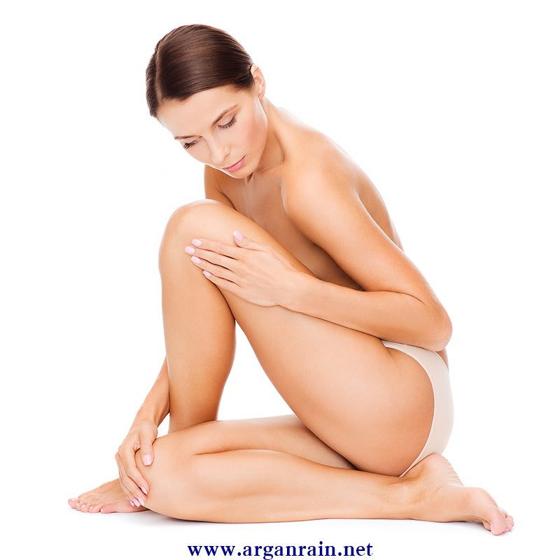 Argan Oil to Get Rid of Strech Marks Fast and Naturally - It Works!