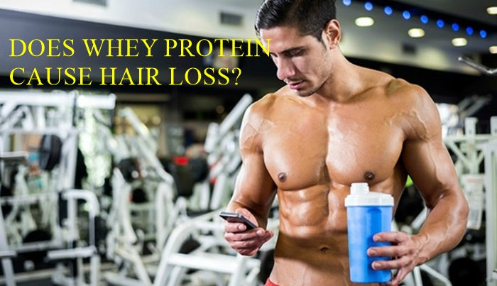 Arganrain Hair Growth Does Whey Protein Lead To Hair Loss?