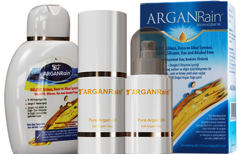 arganrain hair and skin care products for winter