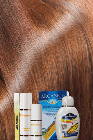 arganrain hair care products