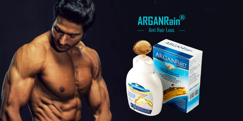 arganrain best bodybuilders hair shampoo