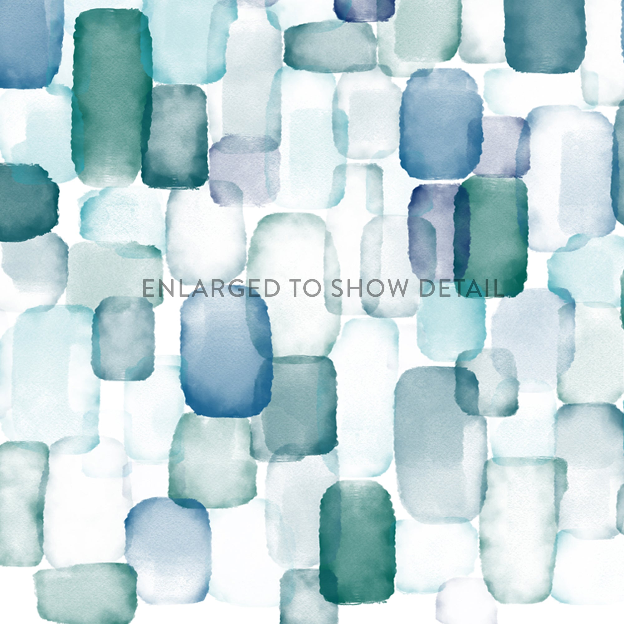Sea Glass Watercolor