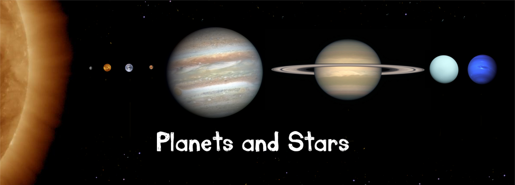 Further activities and music suggestions for the topic Planets and stars