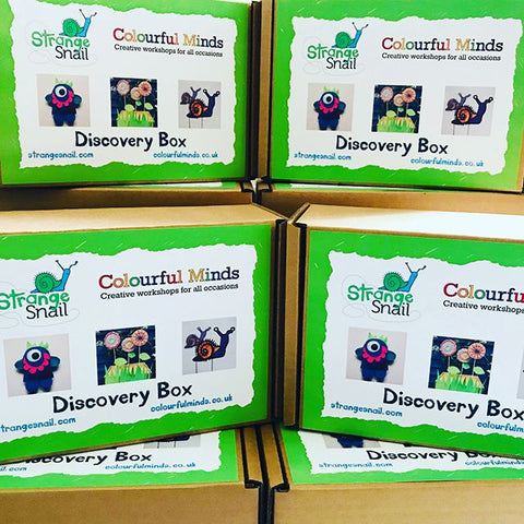 Colourful Minds Discovery Box