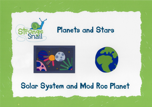 Mod roc Planet and Solar System