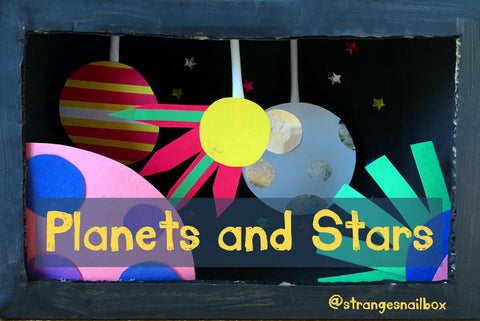 Planets and Stars Discovery Box