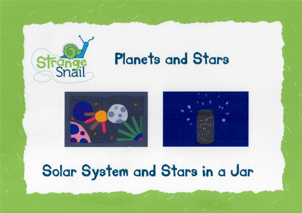 Stars in a jar and Solar system