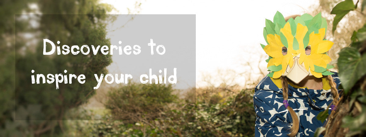 Discoveries to inspire your child