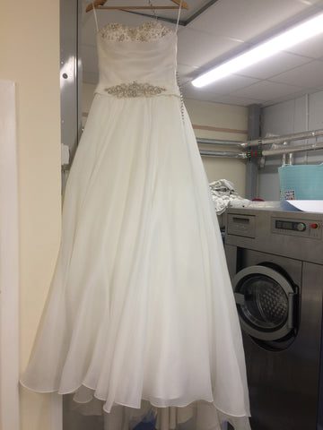 Wedding Gown Cleaning Preservation Edward S Of Tadley