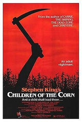 Children Of The Corn Movie Poster | TheWhiteningStore.com | The Smile Blog