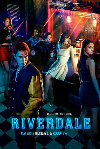 Riverdale TV show | The Smile Blog | TheWhiteningStore.com