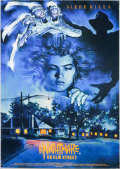 A Nightmare On Elm Street Movie Poster | The Whitening Store | The Smile Blog