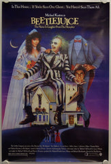 Beetlejuice Movie Poster | The Whitening Store | The Smile Blog