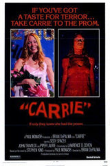 Carrie MOvie Poster Movie Poster | TheWhiteningStore.com | The Smile Blog